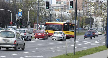 Co grozi za blokowanie przejazdu?