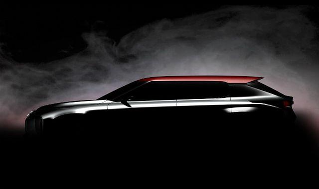 Nowy SUV Mitsubishi zamierza powalczyć w klasie premium