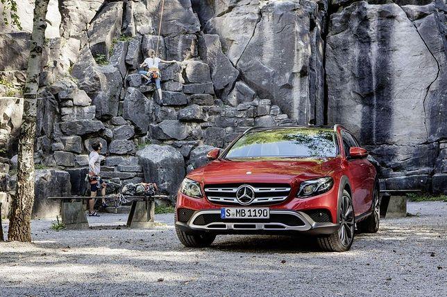 Mercedes-Benz klasy w wersji E All-Terrain