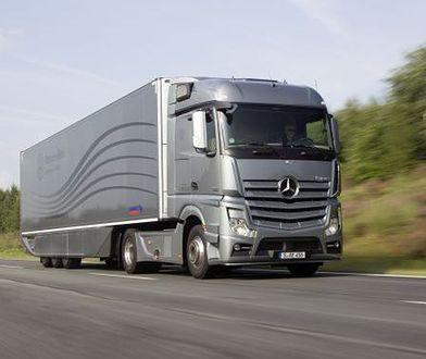 Mercedes-Benz stawia na aerodynamikę