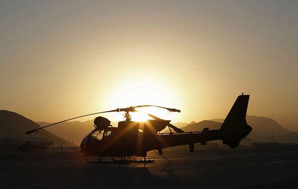 Afganistan: sześciu żołnierzy NATO zginęło w katastrofie śmigłowca