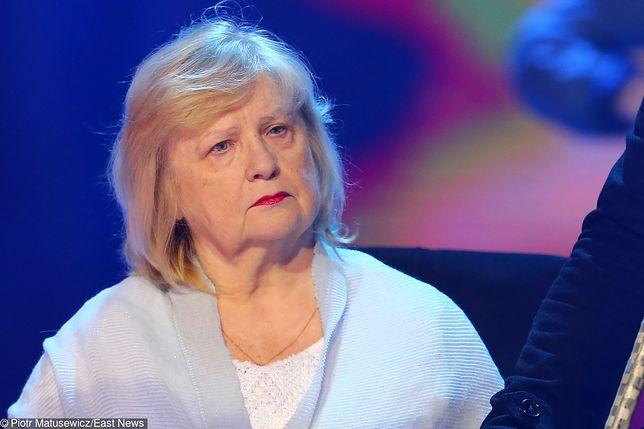 Stanisława Celińska ma 71 lat, ale nie rezygnuje z kariery