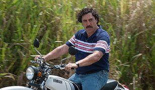 Javier Bardem jako Pablo Escobar