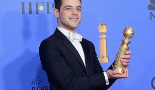 Rami Malek nagrodzony za rolę Freddiego Mercury'ego