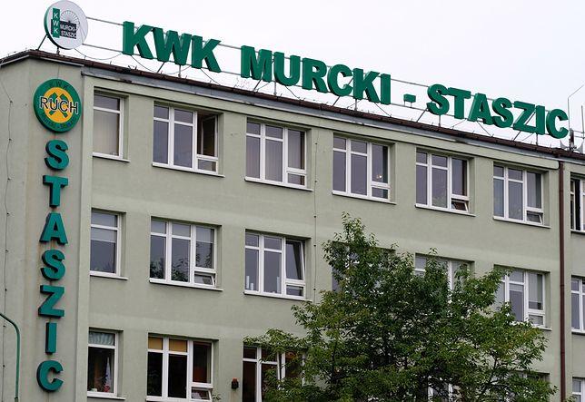 """Śląsk. Kopalnia Węgla Kamiennego """"Murcki-Staszic"""" (Katowice)"""