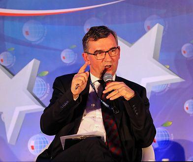 """Andrzej Przyłębski miał powiedzieć, że partia AfD jest """"po części konserwatywna i patriotyczna"""""""