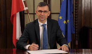 Ambasador Andrzej Przyłębski znów wprawił Niemców w konsternację