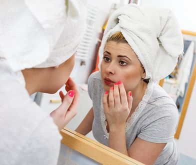 Dzięki odpowiednim nawykom, kosmetykom i diecie na skórę sprawisz, że będzie ona matowa