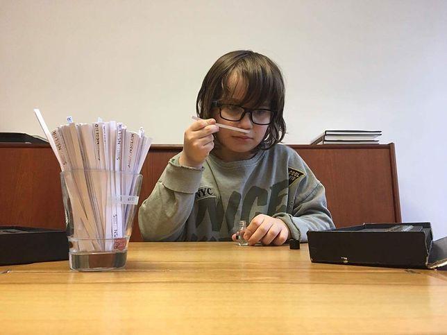 Kacper Roy ma 10 lat i mieszka z rodzicami w Poznaniu.