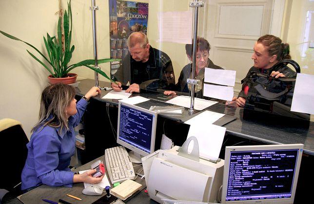 Tak prezentowały się wydziały komunikacji przy pierwszych próbach uruchomienia systemu CEP