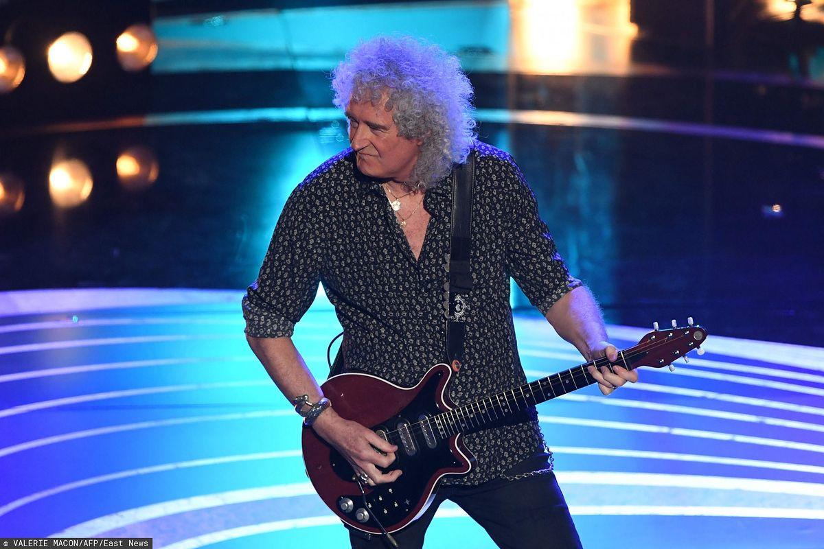 """Gitarzysta Queen miał zawał serca. """"Byłem blisko śmierci"""""""