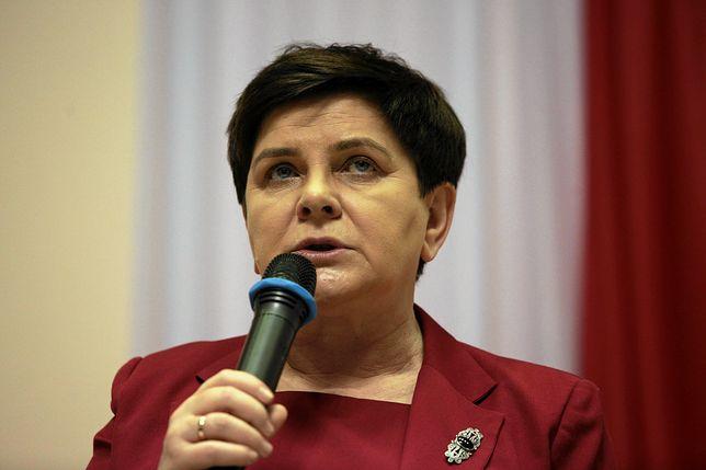 """""""Musimy"""". Beata Szydło apeluje do wyborców PiS"""