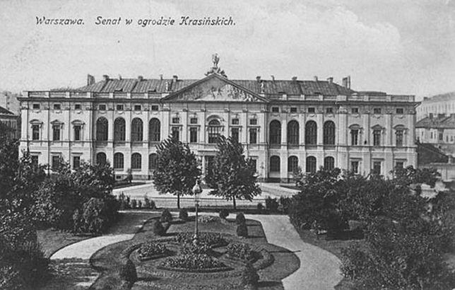 Warszawa Na Wyrywki: Plac, Pałac i Ogród Krasińskich