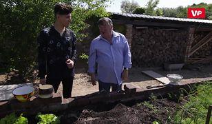 Mieczysław Hryniewicz zaprosił nas do swojego ogrodu. Robi piorunujące wrażenie