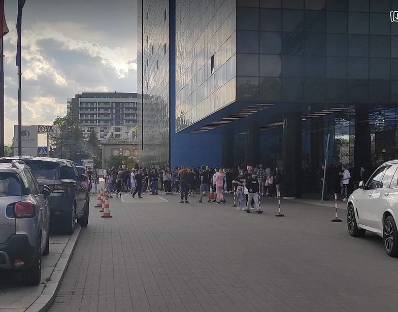 Prawdziwe oblężenie tłumów w Łodzi. I nie chodzi o otwartą restaurację
