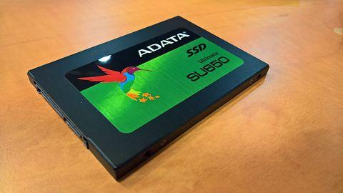 Okiem Pangrysa, czyli ADATA Ultimate SU650 240 GB... i ADATA ED600 USB3.1