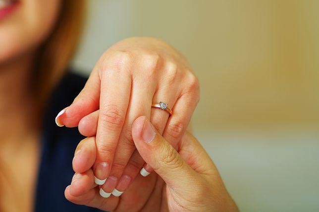 Nie każda kobieta marzy o pierścionku z brylantem
