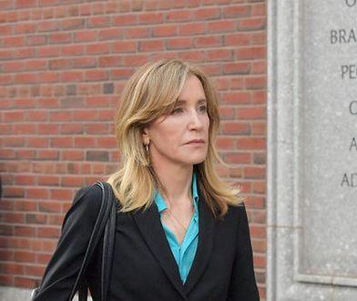 Felicity Huffman przyzna się do łapówkarstwa