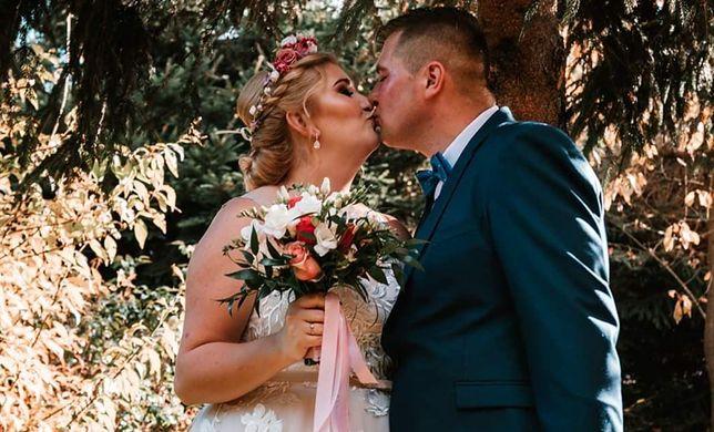 Sesja ślubna Krystyny, bohaterki artykułu