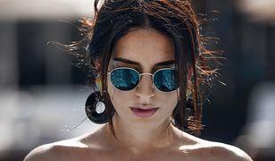 Okulary przeciwsłoneczne to nieodzowny dodatek nie tylko latem