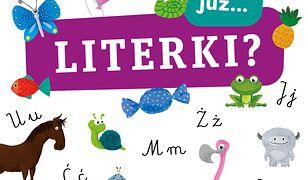 Przedszkolak się uczy. Czy znasz już literki?