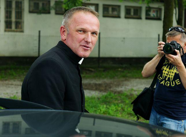 Ksiądz Lemański wystosował oficjalne przeprosiny.