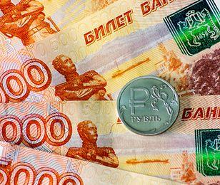 Kurs rubla umacnia się. Giełda w Moskwie idzie w górę