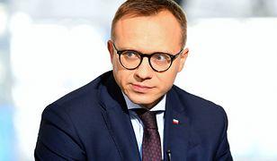 Wiceminister aktywów państwowych Artur Soboń zaliczył wpadkę