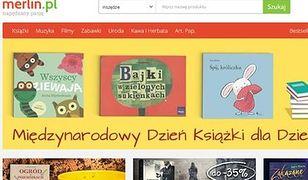 Merlin.pl uruchamia wydawnictwo. Będzie sprzedawał własne książki, audiobooki i gry