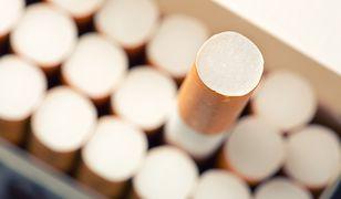 Samo wprowadzenie do asortymentu papierosów nie zwolni z zakazu handlu.