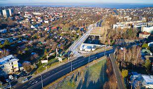 Bielsko-Biała. Szybciej i łatwiej przejechać przez miasto, otwarto nowy łącznik między głównymi drogami