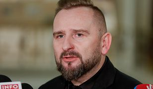 Piotr Liroy Marzec od 2015 roku zasiada w Sejmie
