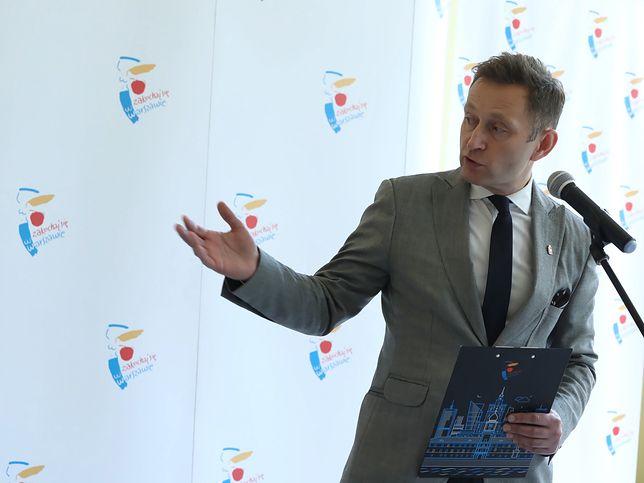 Warszawa. Wiceprezydent Paweł Rabiej o reprywatyzacji