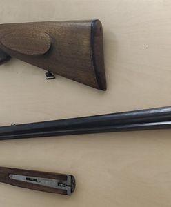 Warszawa. Senior miał nielegalną sztukę broni