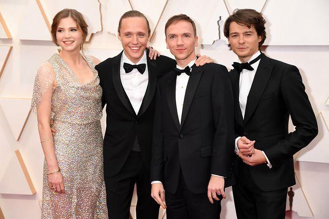 """Dumni twórcy """"Bożego ciała"""" na Oscarach 2020."""