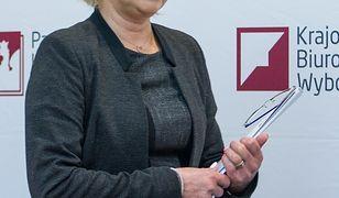 Wyborów nie było, a była szefowa Krajowego Biura Wyborczego  i tak dostała ćwierć miliona zł nagród