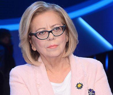 """Elżbieta Zapendowska ma problemy ze zdrowiem. Na co choruje gwiazda """"Idola""""?"""