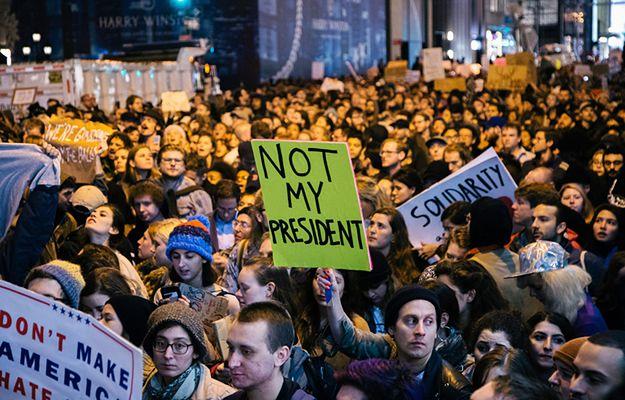 W USA kolejne protesty przeciwko wygranej Donalda Trumpa