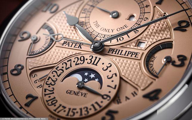 Na charytatywnej aukcji w Szwajcarii sprzedano najdroższy zegarek na świecie.
