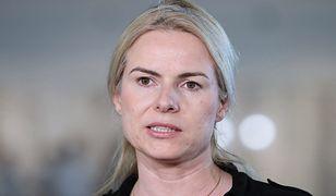 Joanna Schmidt skazana za próbę wwiezienia w bagażniku Pawła Kasprzaka