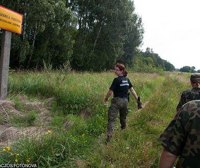 Grzybiarza przekazano polskim służbom.