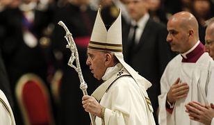 Papież Franciszek w Wielką Sobotę zachęcił wiernych do refleksji