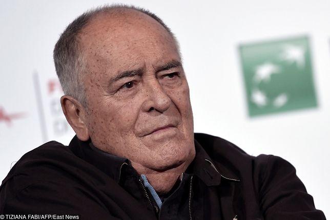 Bernardo Bertolucci nie żyje. Przegrał walkę z nowotworem.