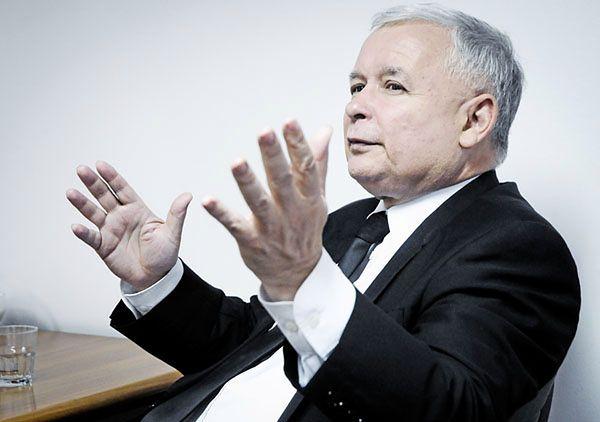 Jarosław Kaczyński odpowiada na propozycję Premiera Donalda Tuska ws. debaty