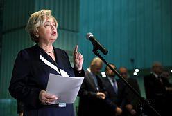 """Małgorzata Gersdorf przemówiła w Senacie. """"Propozycja niemoralna"""""""