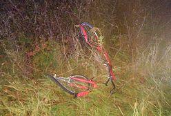 Piotrkowice. Kierowca wjechał w nastoletnich rowerzystów. 17-latka zmarła