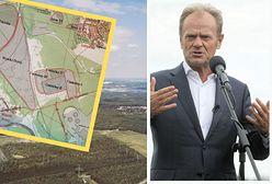 Prezydent Jaworzna punktuje Donalda Tuska. Miasto pokazało mapę