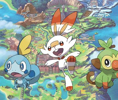Pokemony zmierzają na Nintendo Switch
