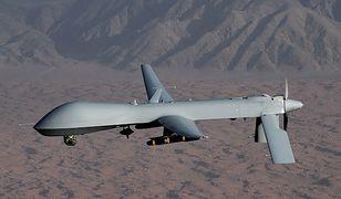 US Air Force testuje lasery zamontowane na dronach