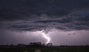 Burza w Polsce. IMGW alarmuje